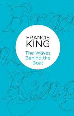 Book cover for The Waves Behind the Boat