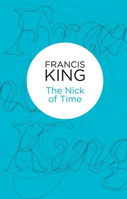 Book cover for The Nick of Time