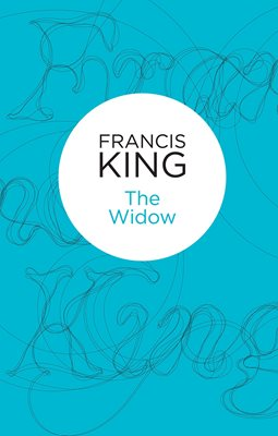 Book cover for The Widow
