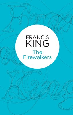 Book cover for The Firewalkers