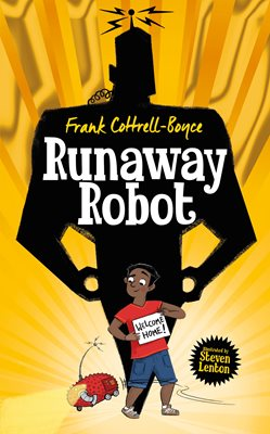Book cover for Runaway Robot
