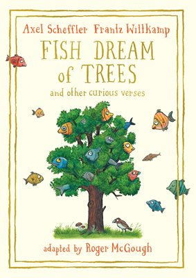 Book cover for Fish Dream of Trees