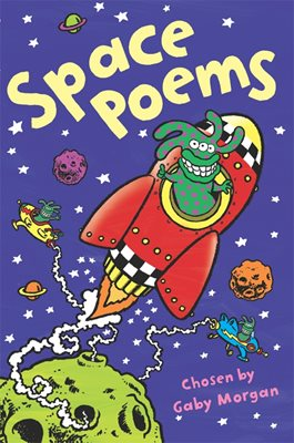 Book cover for Space Poems
