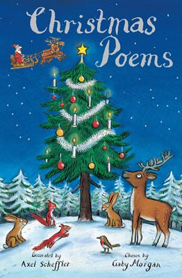 Book cover for Christmas Poems