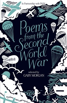 Book cover for Poems from the Second World War
