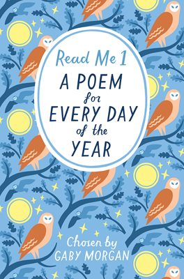 Book cover for Read Me: A Poem for Every Day of the...