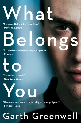 Book cover for What Belongs to You