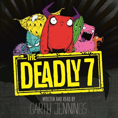 Book cover for The Deadly 7