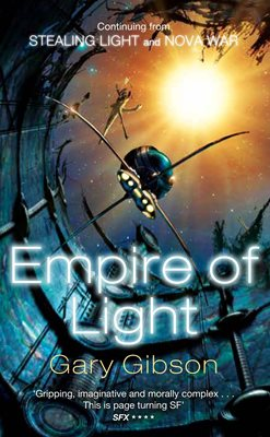 Book cover for Empire of Light