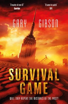Book cover for Survival Game