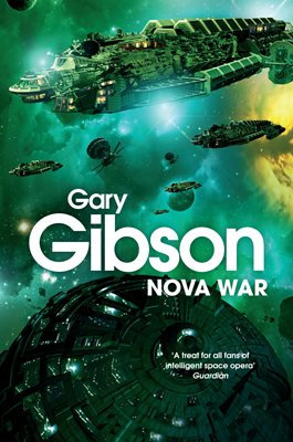 Book cover for Nova War