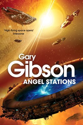 Book cover for Angel Stations