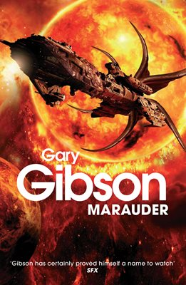 Book cover for Marauder