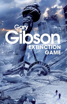 Book cover for Extinction Game