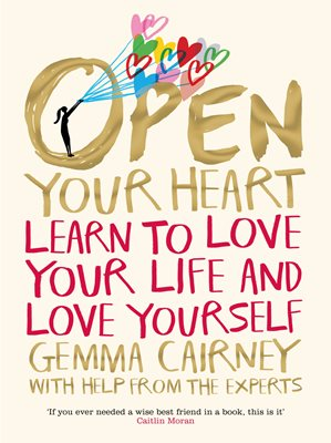 Book cover for Open Your Heart