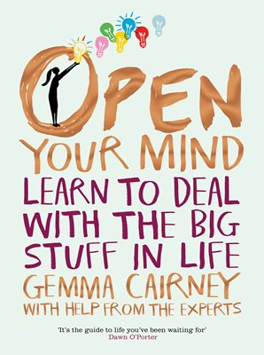 Book cover for Open Your Mind