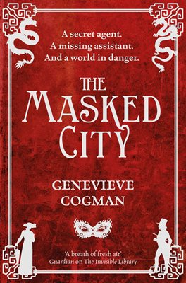 Book cover for The Masked City
