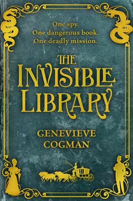 Book cover for The Invisible Library