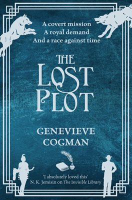 Book cover for The Lost Plot