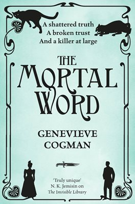 Book cover for The Mortal Word