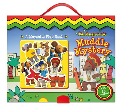 Book cover for Rastamouse: Muddle Mystery