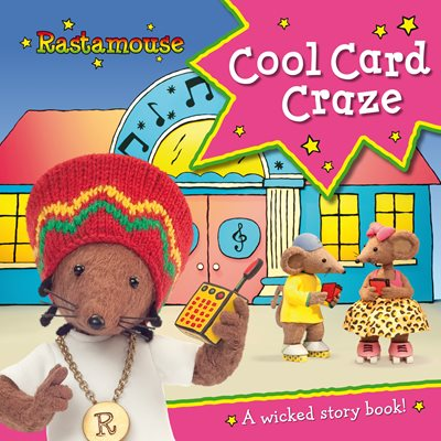 Book cover for Rastamouse: Cool Card Craze