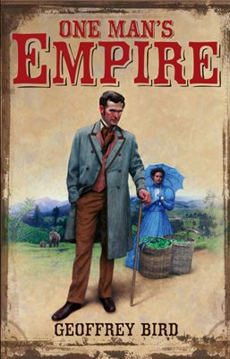 Book cover for One Man's Empire