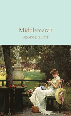 Book cover for Middlemarch
