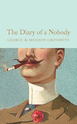 Book cover for The Diary of a Nobody