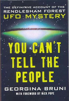 Book cover for You Can't Tell the People