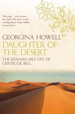 Book cover for Daughter of the Desert