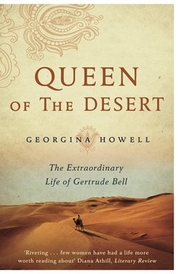 Book cover for Queen of the Desert