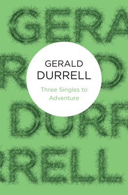 Book cover for Three Singles to Adventure