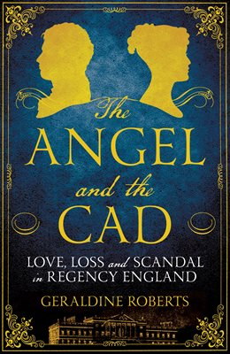 Book cover for The Angel and the Cad