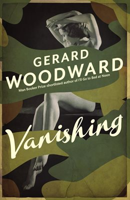Book cover for Vanishing