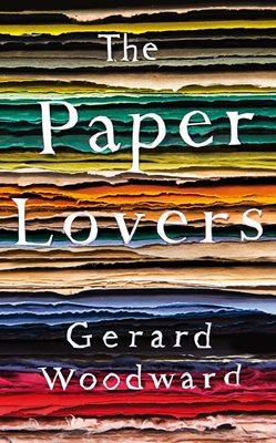 Book cover for The Paper Lovers