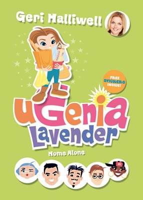 Book cover for Ugenia Lavender Home Alone