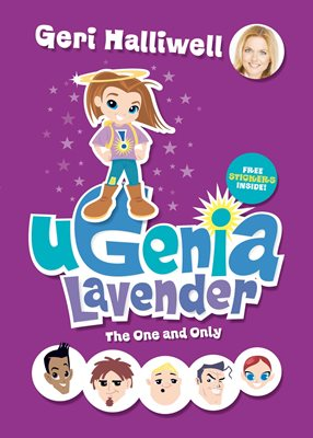 Book cover for Ugenia Lavender The One And Only