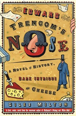 Book cover for Edward Trencom's Nose