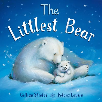 Book cover for The Littlest Bear