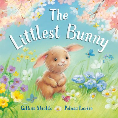 Book cover for The Littlest Bunny