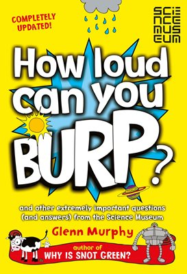Book cover for How Loud Can You Burp?