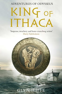 Book cover for King of Ithaca