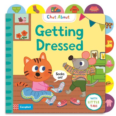 Book cover for Getting Dressed