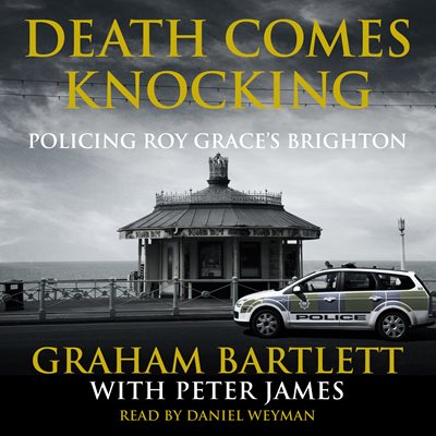Book cover for Death Comes Knocking