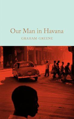 Book cover for Our Man in Havana