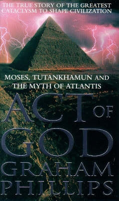 Book cover for Act Of God