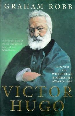 Book cover for Victor Hugo