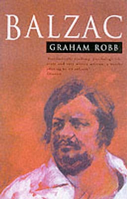Book cover for Balzac