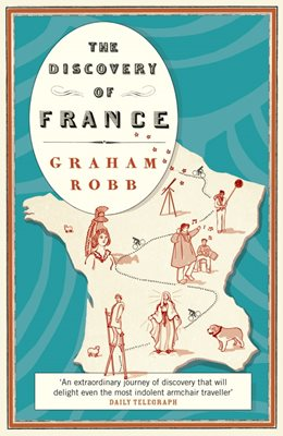 Book cover for The Discovery of France